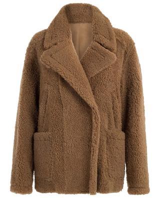 Manteau en peau lainée YVES SALOMON