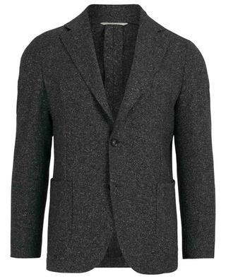 Blazer en laine et coton mélangés ATELIER BG