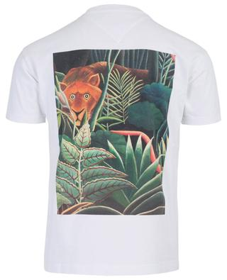 T-shirt en coton Memento KENZO