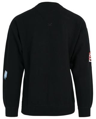 Sweat-shirt en coton et laine KENZO