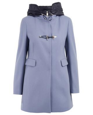 Mantel aus Schurwollmischgewebe FAY