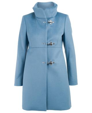 Virgin wool and cashmere coat FAY