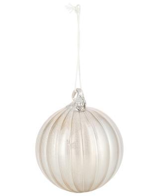 Grande boule de Noël en verre KAEMINGK