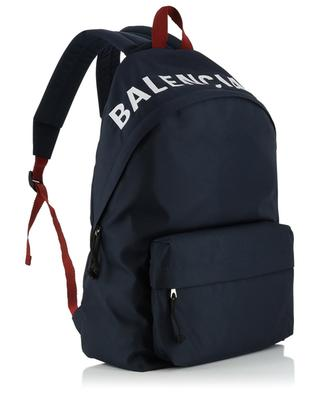 Wheel nylon backpack BALENCIAGA