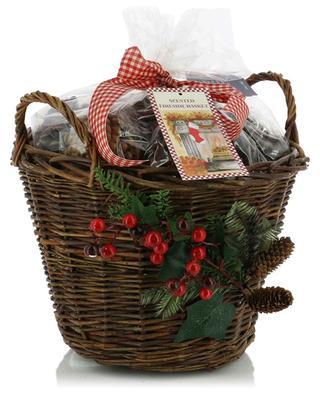 Fireside scented basket ENCHANTE