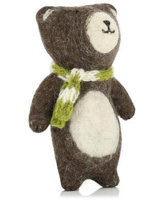 Pebble felt bear AMICA