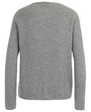 Leichter Pullover aus Kaschmir mit V-Ausschnitt BONGENIE GRIEDER