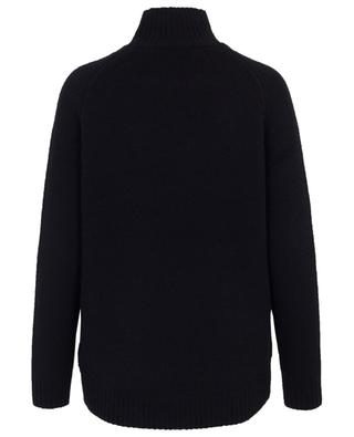 Funnel neck cashmere jumper BON GENIE GRIEDER