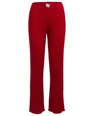 Wool jogging trousers BON GENIE GRIEDER