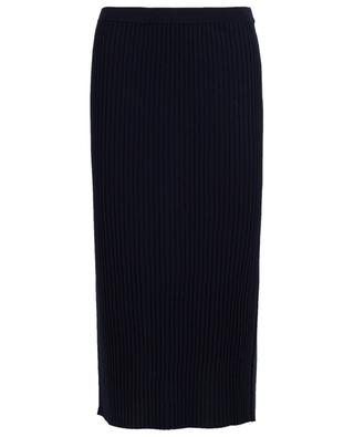 Midi-length wool knit skirt BONGENIE GRIEDER