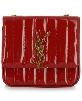 Tasche aus Lackleder Vicky Small SAINT LAURENT PARIS
