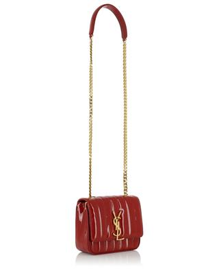Sac en cuir verni Vicky Small SAINT LAURENT PARIS