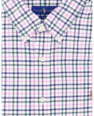 Checked cotton shirt POLO RALPH LAUREN