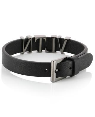 VLTN leather bracelet VALENTINO