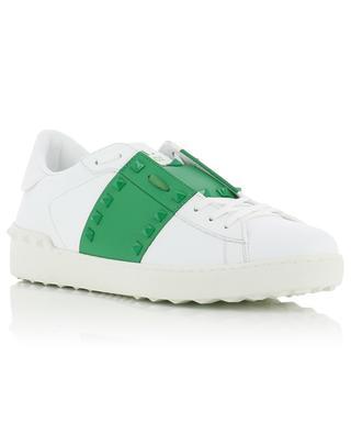 11. Rockstud Untitled studded leather sneakers VALENTINO