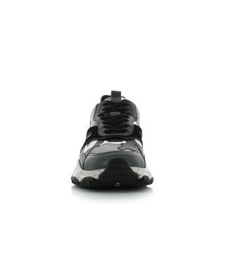 VLTN Bounce multi material camouflage sneakers VALENTINO