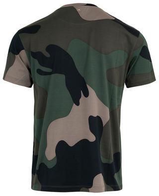 T-shirt imprimé Macrocamouflage VALENTINO