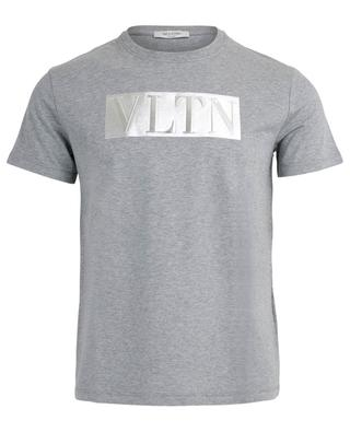 T-shirt en coton VLTN laminé VALENTINO