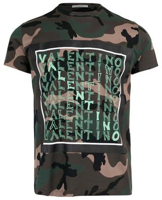 V for Valentino print T-shirt VALENTINO