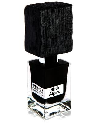 Black Afgano perfume extract NASOMATTO