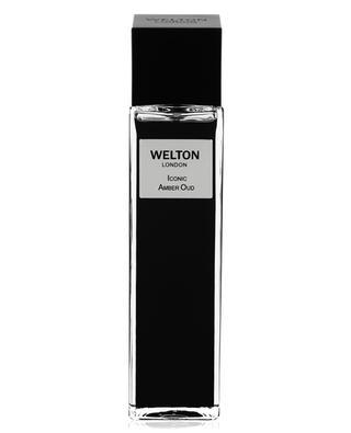 Iconic Amber Oud eau de parfum WELTON LONDON