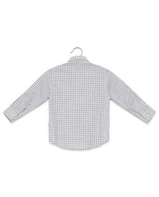 Cotton check shirt IL GUFO