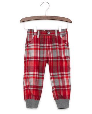 Chequed trousers IL GUFO