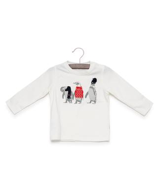 T-shirt en coton mélangé IL GUFO