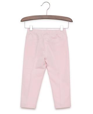 Cotton blend slim fit trousers IL GUFO