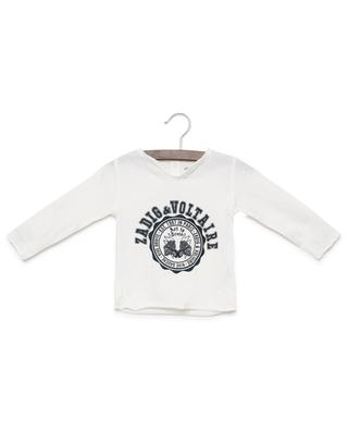 Boxy cotton T-shirt ZADIG & VOLTAIRE