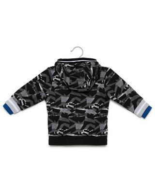 Cotton blend track jacket TIMBERLAND
