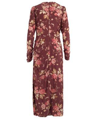 Unbridled printed silk midi dress ZIMMERMANN