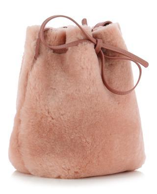 Bucket-Tasche aus Schafsfell MANSUR GAVRIEL