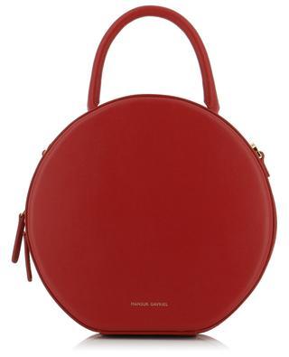 Leather circle bag MANSUR GAVRIEL