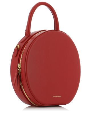 Leather circle bag MANSUR GAVRIEL