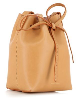 Mini-sac seau en cuir MANSUR GAVRIEL