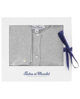 Gift box beanie and all-in-one TARTINE ET CHOCOLAT