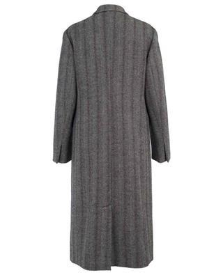Manteau droit en laine mélangée STELLA MCCARTNEY