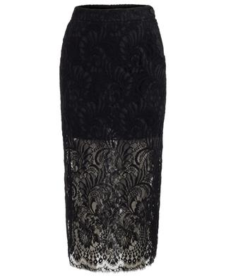 Alma wool and silk blend pencil skirt STELLA MCCARTNEY