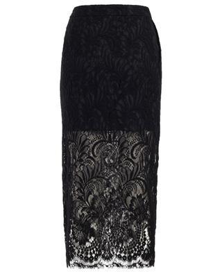 Alma wool and silk blend pencil skirt STELLA MCCARTNEY