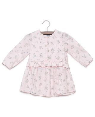 Jardin d'Hiver cotton and viscose dress TARTINE ET CHOCOLAT