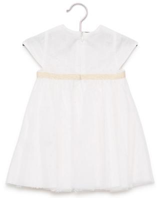 Cérémonie tulle and cotton dress TARTINE ET CHOCOLAT