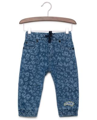 Pantalon imprimé Fantastic KENZO