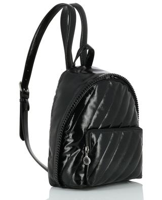 Falabella Small quilted backpack STELLA MCCARTNEY