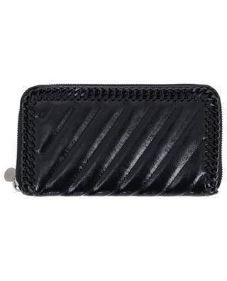 Falabella faux patent leather wallet STELLA MCCARTNEY