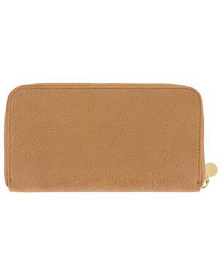 Falabella faux suede wallet STELLA MCCARTNEY