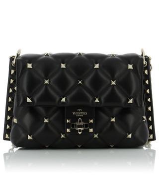 Candystud leather shoulder bag VALENTINO