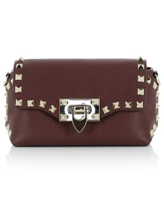 Rockstud Mini leather cross-body bag VALENTINO