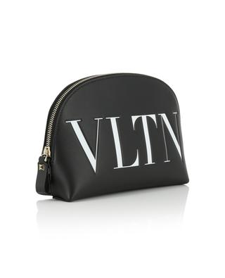 VLTN leather make-up pouch VALENTINO