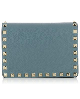 Rockstud grained leather mini bag VALENTINO
